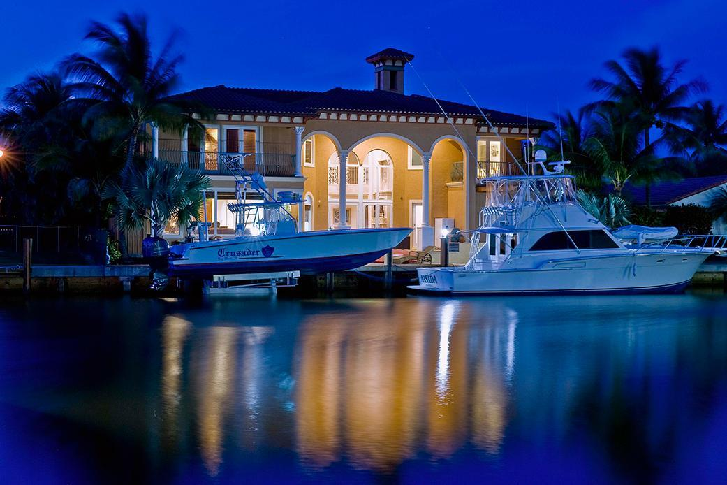Intracoastal Homes in Palm Beach Gardens - palm beach homes for sale waterfront